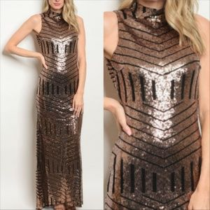 Maxi Dress Formal Gown